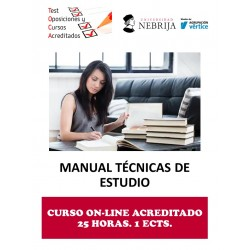 MANUAL TÉCNICAS DE ESTUDIO