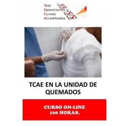 CURSO TCAE EN LA UNIDAD DE...