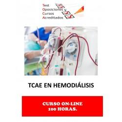 CURSO TCAE EN HEMODIÁLISIS