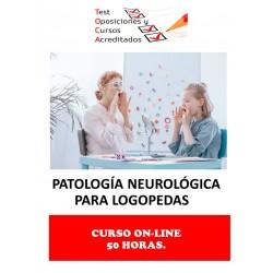 CURSO PATOLOGÍA NEUROLÓGICA...