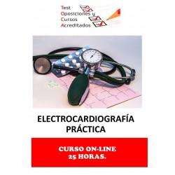 CURSO ELECTROCARDIOGRAFÍA...