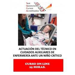 CURSO ACTUACIÓN DEL TÉCNICO...