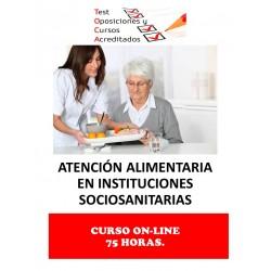 CURSO ATENCIÓN ALIMENTARIA...