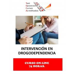 CURSO INTERVENCIÓN EN...