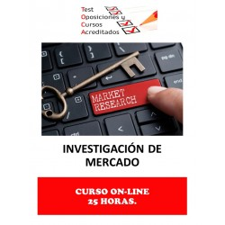CURSO INVESTIGACIÓN DE MERCADO