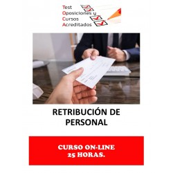 CURSO RETRIBUCIÓN DE PERSONAL
