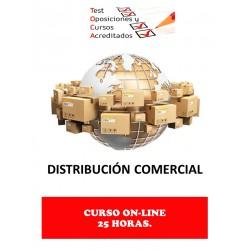 CURSO DISTRIBUCIÓN COMERCIAL