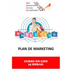 CURSO PLAN DE MARKETING