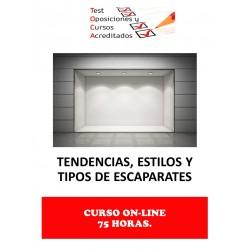 CURSO TENDENCIAS, ESTILOS Y...
