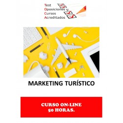 CURSO MARKETING TURÍSTICO