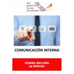 CURSO COMUNICACIÓN INTERNA