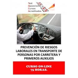 CURSO PREVENCIÓN DE RIESGOS...