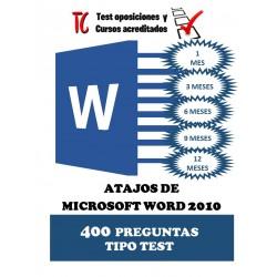 TEST OPOSICIONES ATAJOS DE...