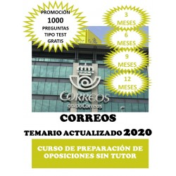copy of CORREOS. CURSO DE...