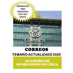 CORREOS. ACADEMIA DE...