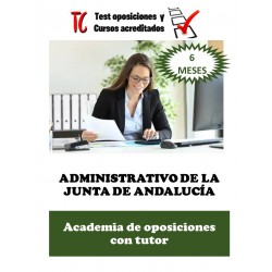 academia online administrativo junta de andalucia