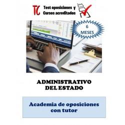 academia online administrativo del estado temario completo