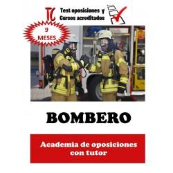 BOMBERO. ACADEMIA DE...