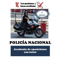 POLICÍA NACIONAL. ACADEMIA...
