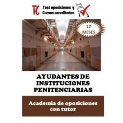 AYUDANTE DE INSTITUCIONES...
