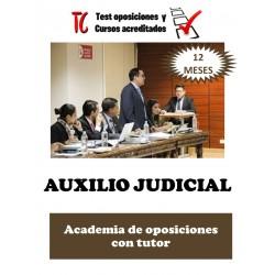 AUXILIO JUDICIAL. ACADEMIA...