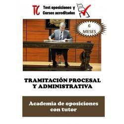 TRAMITACION PROCESAL Y...