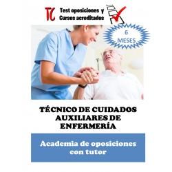 TÉCNICO CUIDADOS AUXILIARES...
