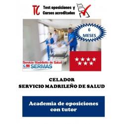 CELADOR SERVICIO MADRILEÑO...