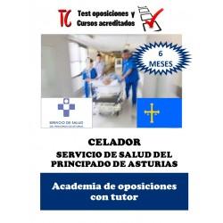 CELADOR SERVICIO DE SALUD...