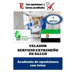 CELADOR SERVICIO EXTREMEÑO...