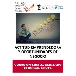 CURSO ACTITUD EMPRENDEDORA...