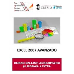CURSO ACREDITADO EXCEL 2007...