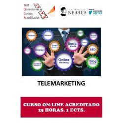 CURSO ACREDITADO TELEMARKETING